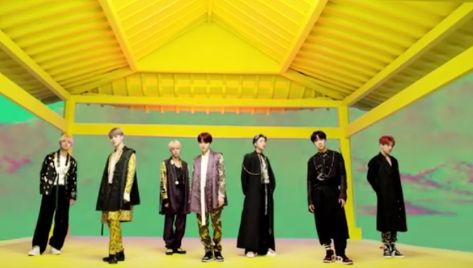 "BTS' ""IDOL"" Sets a New Record for the Biggest Music Video Debut in YouTube History"