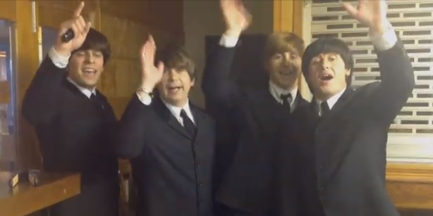 Watch the Bootleg Beatles Perform Live in Key Cities in the Philippines