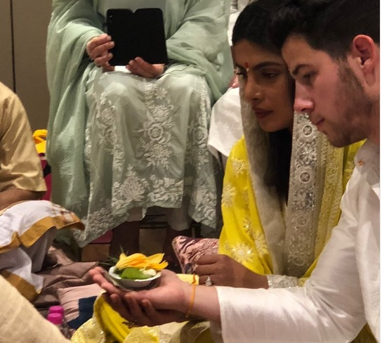 When Love Transcends Borders: Indian Actress Priyanka Chopra Got Engaged to American Singer-Actor Nick Jonas