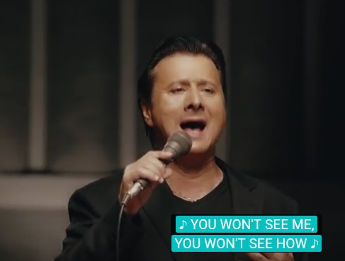 "Steve Perry is Back with New Album, ""Traces""; No Erasin' Hits Nearly 700K Views on YouTube in just 3 Days"