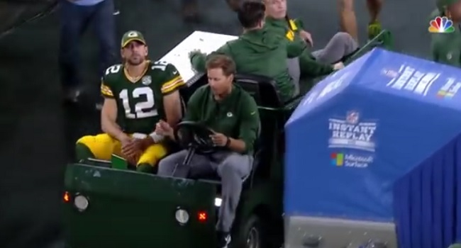Funny Reactions to Packers Aaron Rodgers Incredible Comeback to Win Game against Chicago Bears