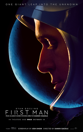 "Watch Awesome Trailer of ""First Man""; Ryan Gosling Plays Neil Armstrong; Film Opens in US Theaters on October 12, 2018"
