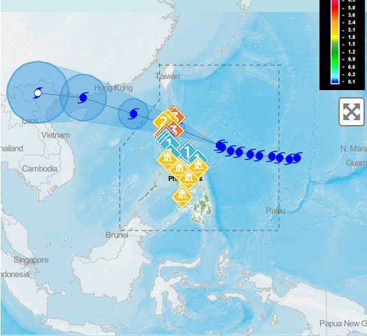 UPDATES: Where's Ompong? PAGASA Issues Advisory for Super Typhoon Ompong (Mangkhut); Government Evacuates Residents in Low Lying Areas