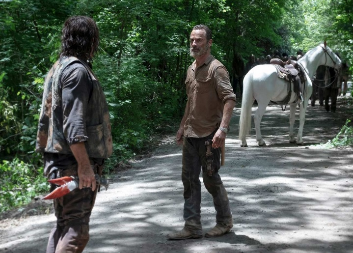 AMC Says Next Episode will be the last for Rick Grimes in The Walking Dead, Will He Really Die?