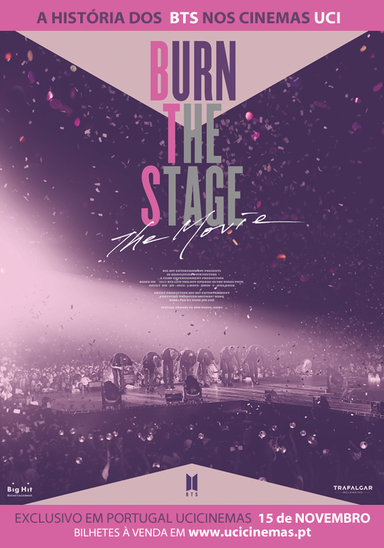 """""""Burn The Stage: The Movie"""" a Senior Citizen's Unexpected Personal Experience on BTS"""