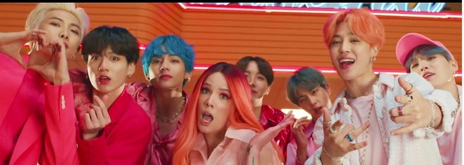 "BTS' ""Boy with Luv"" Breaks Record as the fastest MV on YouTube's History to Reach 50M"